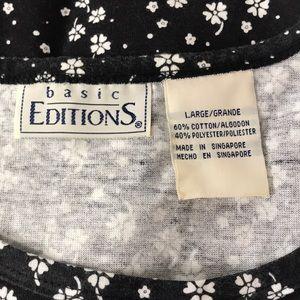 Basic Editions Dresses - Women's Dress Size Large Sleeveless